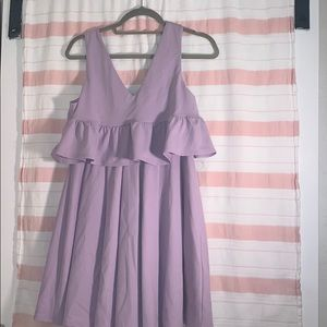 Lavender dress from ASOS, never worn!